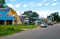Brad Pitt Lower 9th Ward Houses